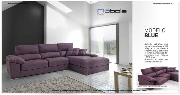 Catálogo de tapicería Nubola