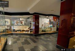Pasaje de tienda de muebles NOVEDADES DELICIAS - Intermobil en Zaragoza