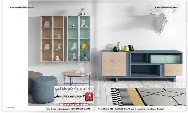 Catálogo salones Mobenia