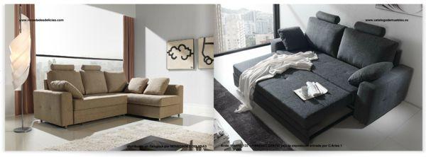Catálogo de sofás Ta-Quatro